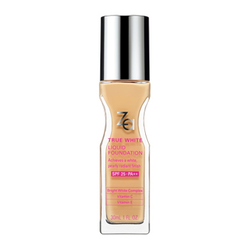 Za Cosmetics True White Liquid Foundation