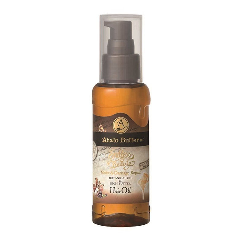 Ahalo Butter Rich Moist Repair Hair Oil