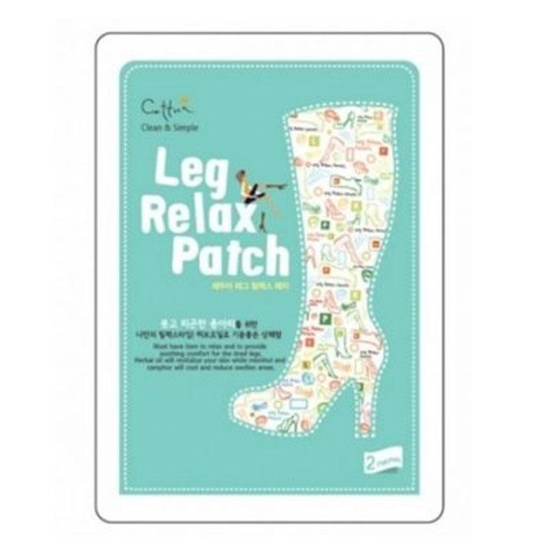 Cettua C&S Leg Relax Patch
