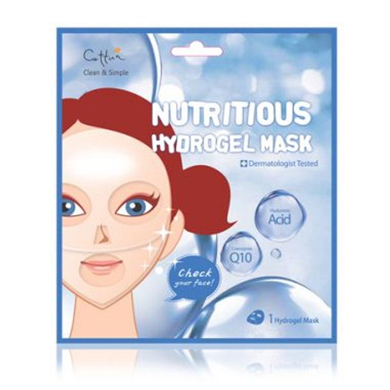 Cettua C&S Nutritious Hydrogel Mask