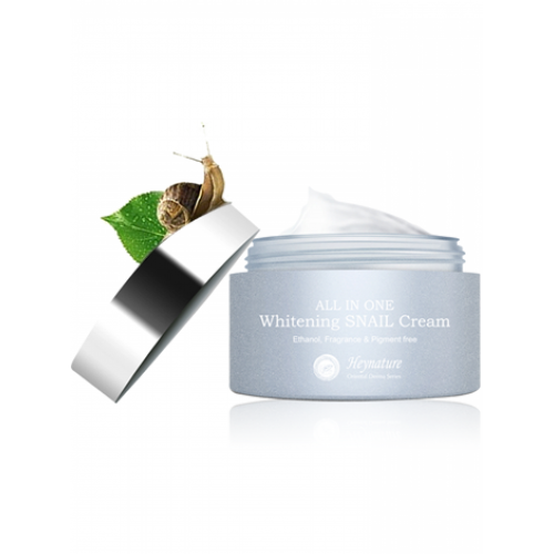 Heynature ALL IN ONE WHITENING SNAIL CREAM