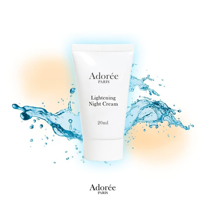 Adoree Paris Lightening Night Cream