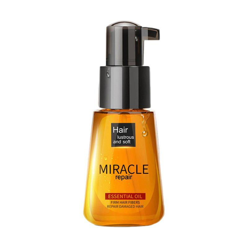 Laikou Healthy Natural Hair Care Nutrition Repair Scalp Dry Damage Essential Oil