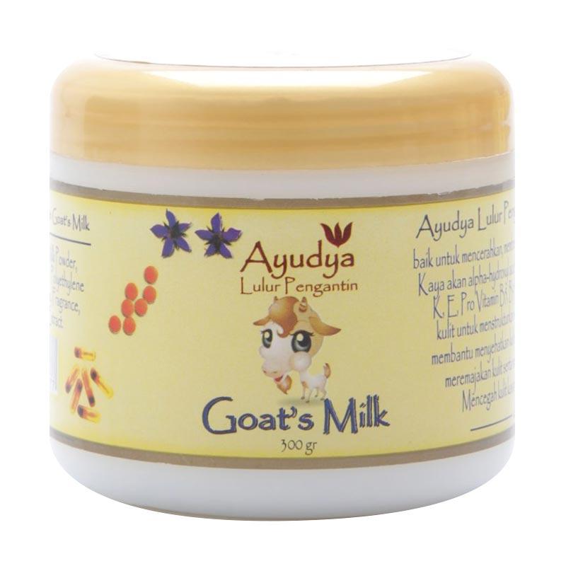 Ayudya Lulur Pengantin Goat's Milk