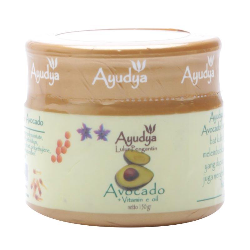 Ayudya Avocado + Vit E Lulur Pengantin