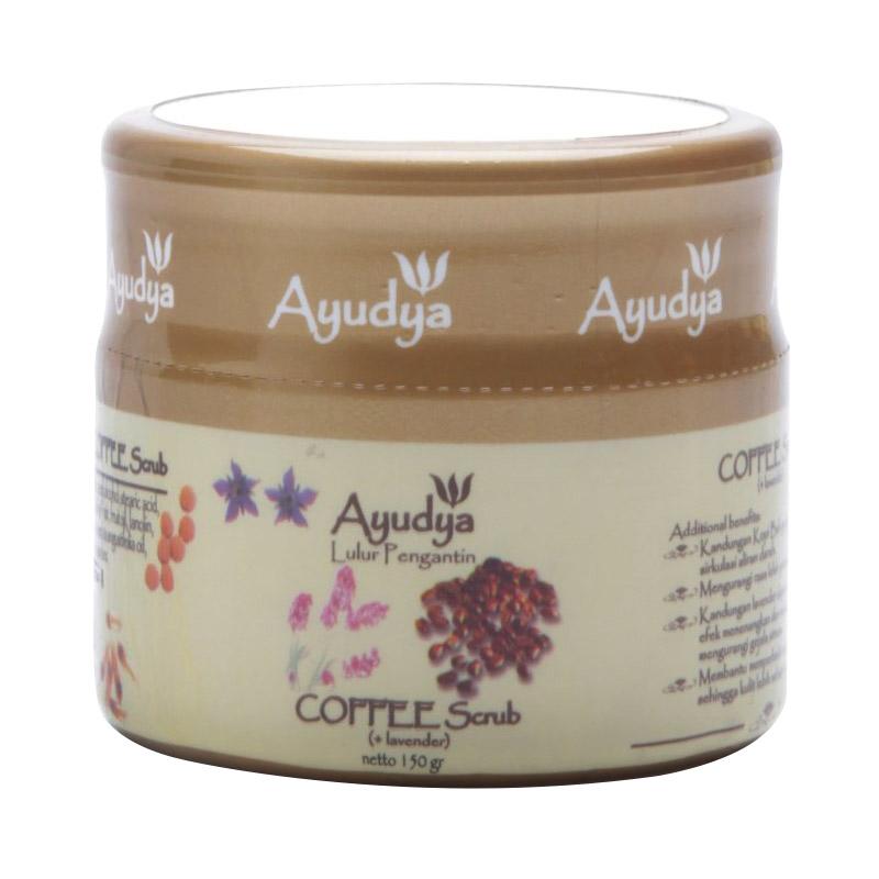 Ayudya Coffee Lavender Lulur Pengantin