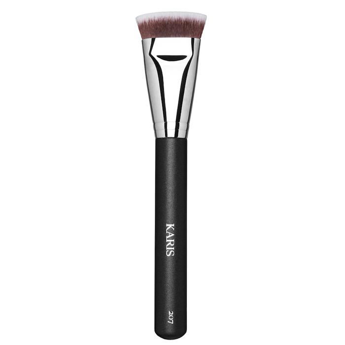 Karis Cosmetics 207 Flat Contour Brush
