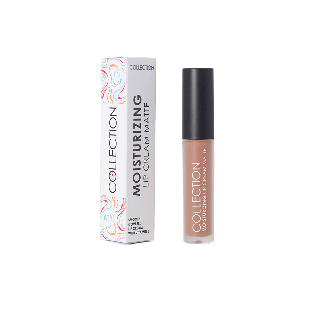 Collection Moisturizing Lip Cream Matte
