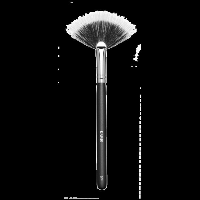 Karis Cosmetics 301 Duo Fiber Brush