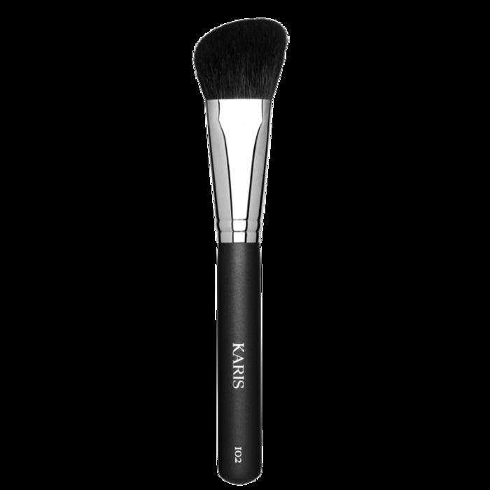 Karis Cosmetics 102 Angled Contour Brush