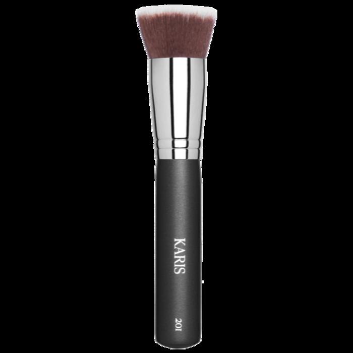 Karis Cosmetics 201 Flat Buffing Brush