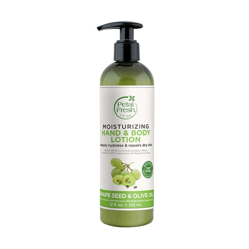 Petal Fresh Grape Seed & Olive Oil Hand & Body Lotion