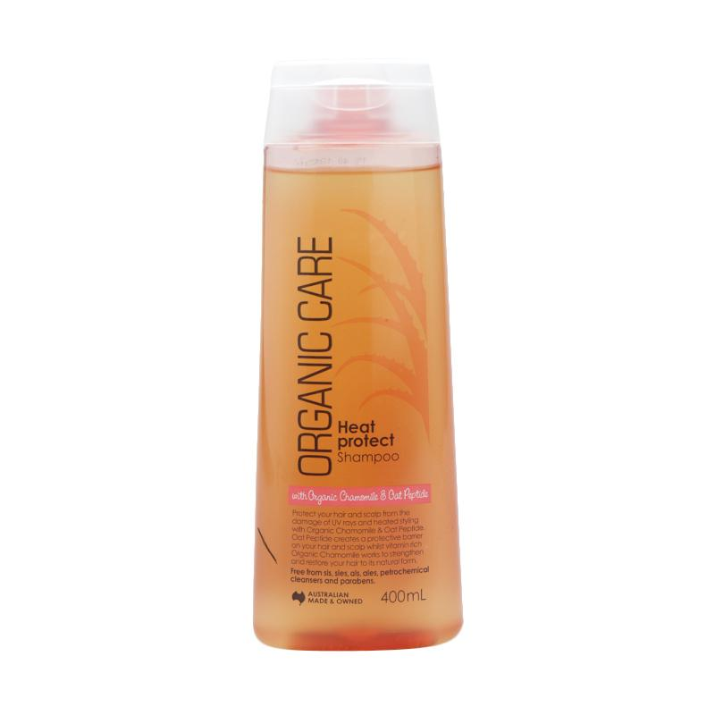 Organic Care Heat Protect Shampoo
