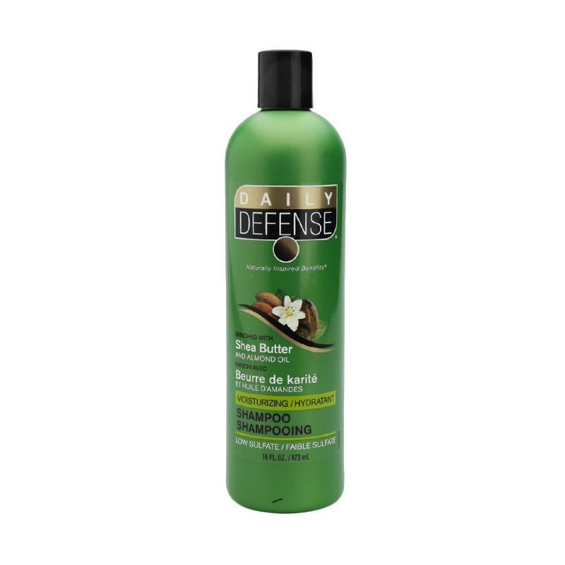 Daily Defense Shea Butter and Almond Oil Shampoo