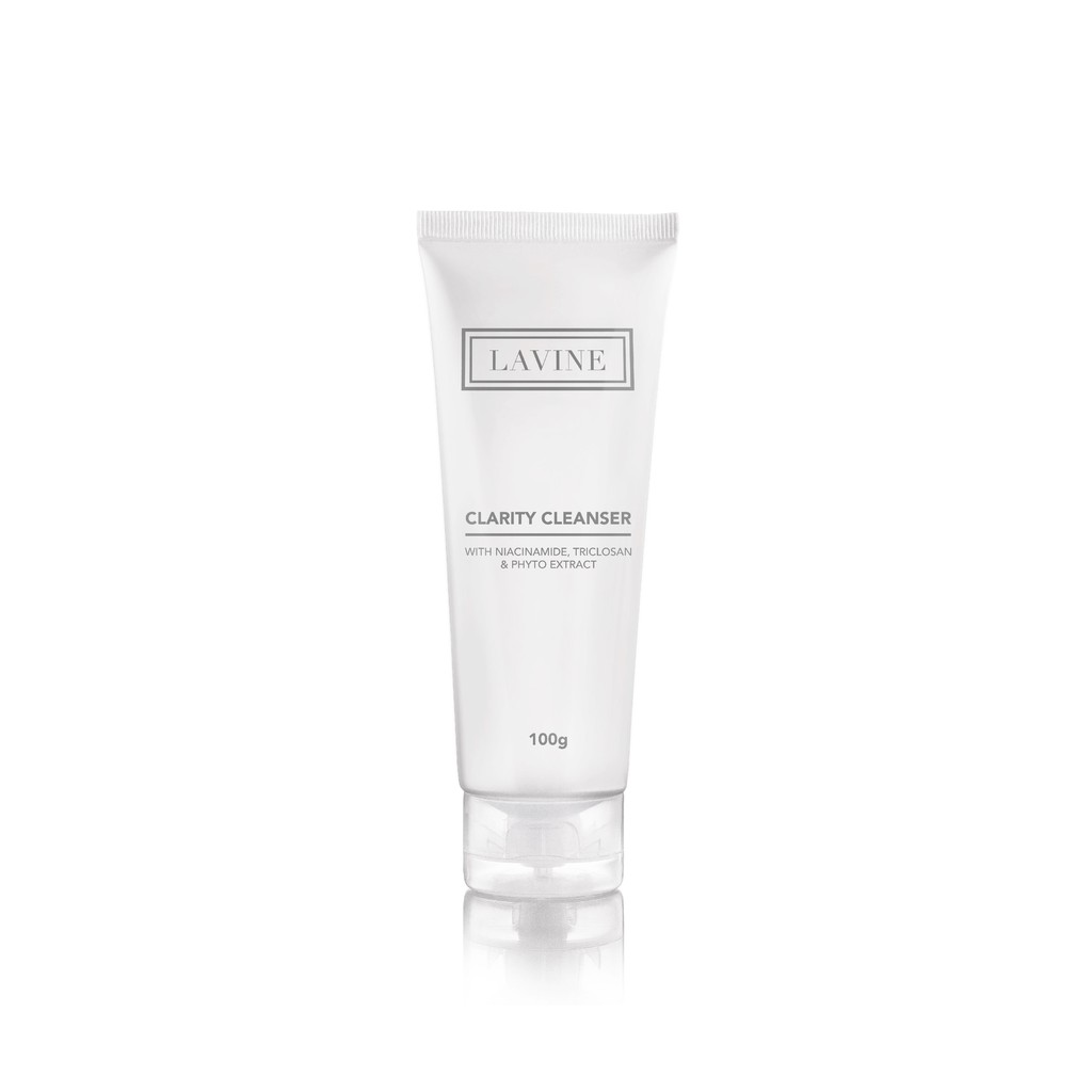 Lavine Cosmetics Clarity Whitening Cleanser
