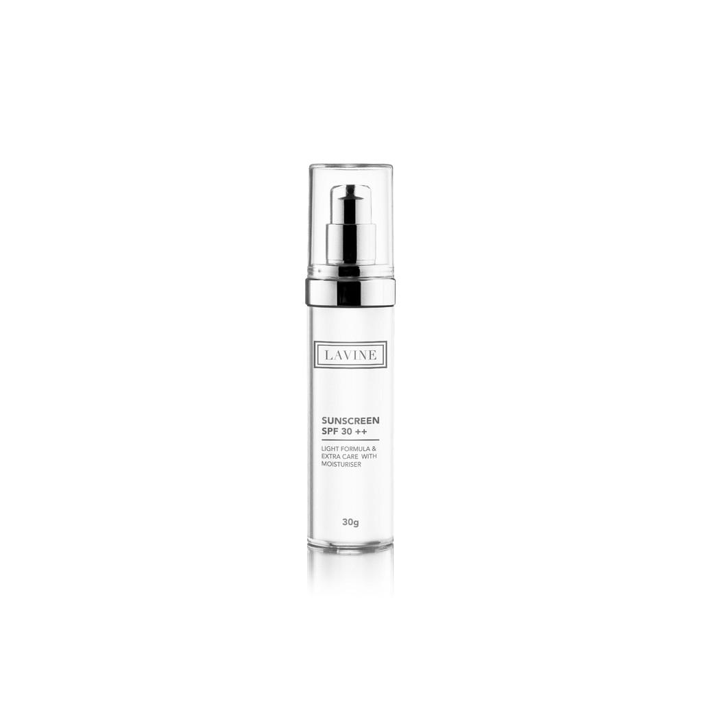 Lavine Cosmetics Clarity Whitening Sunscreen SPF 30 PA++