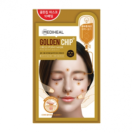Mediheal Circle Point GoldenChip Mask