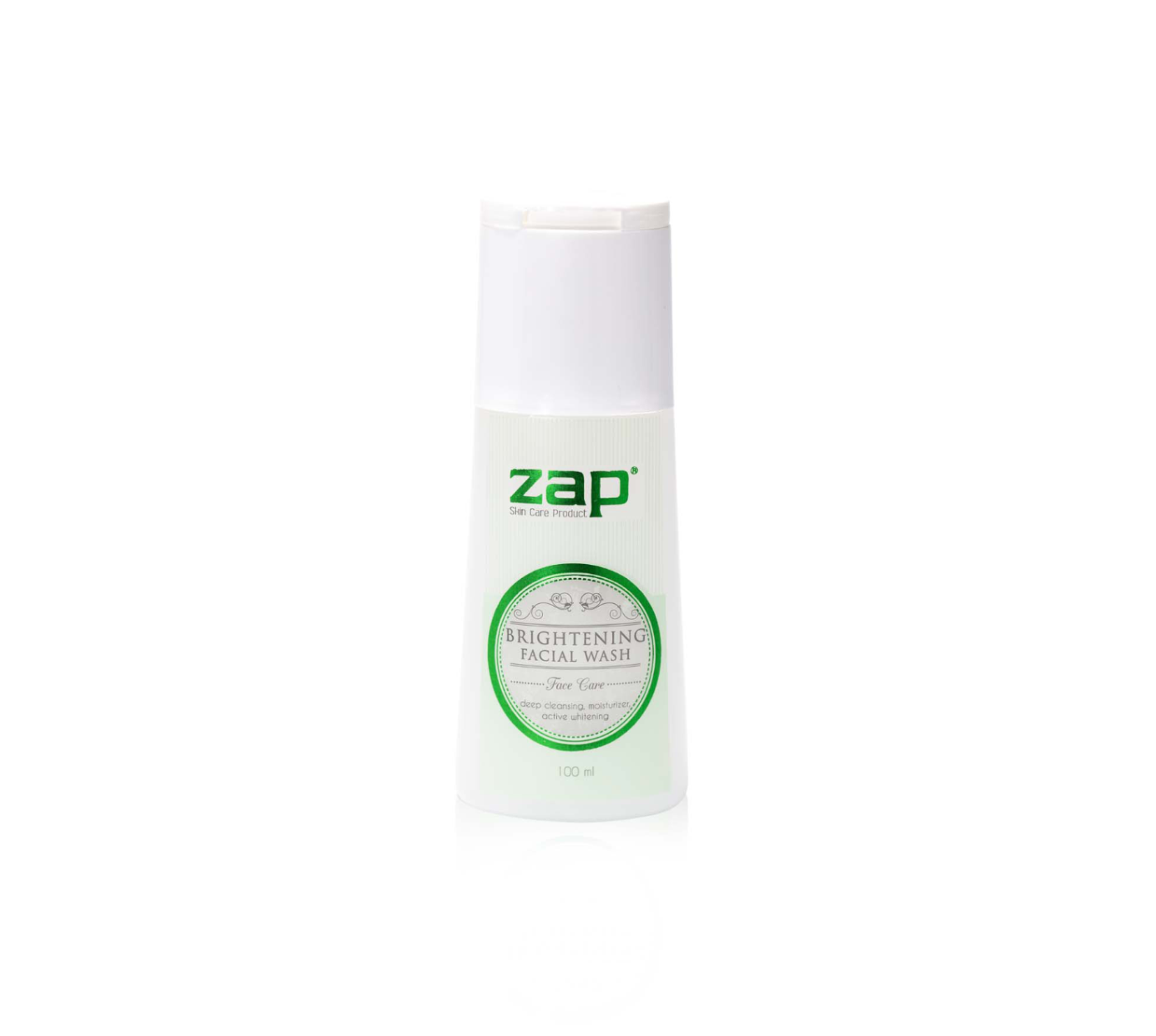 ZAP Brightening Facial Wash