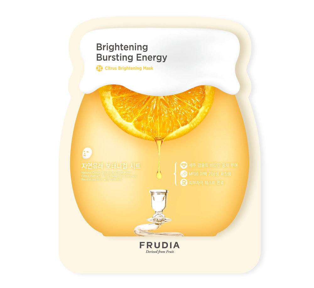 Frudia Citrus Brightening Sheet Mask