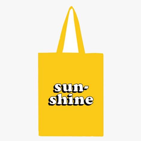 Sociolla Sunshine Tote Bag