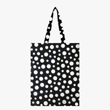 Sociolla Polka Tote Bag