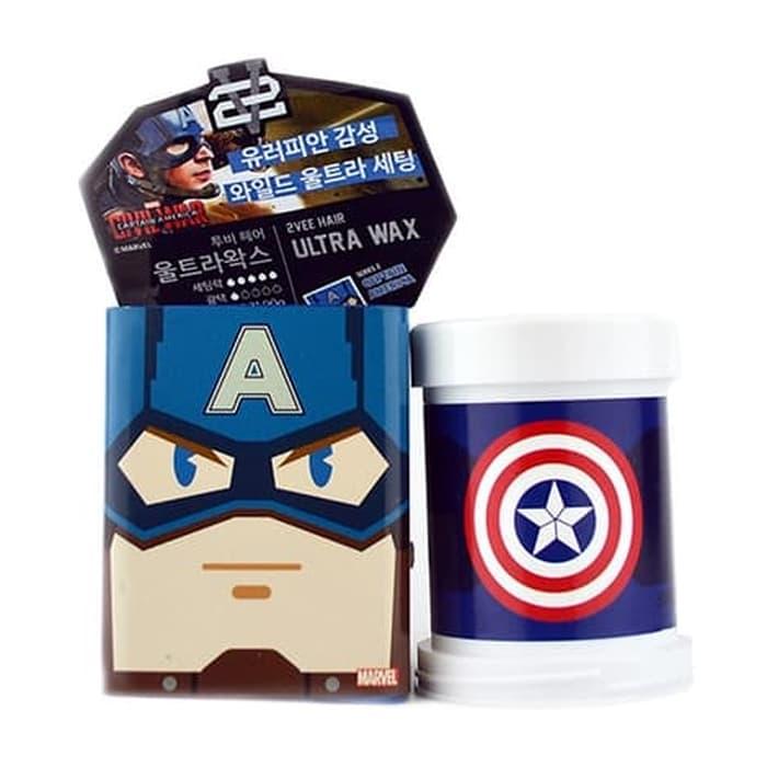 2VEE Ultra Wax - Captain America