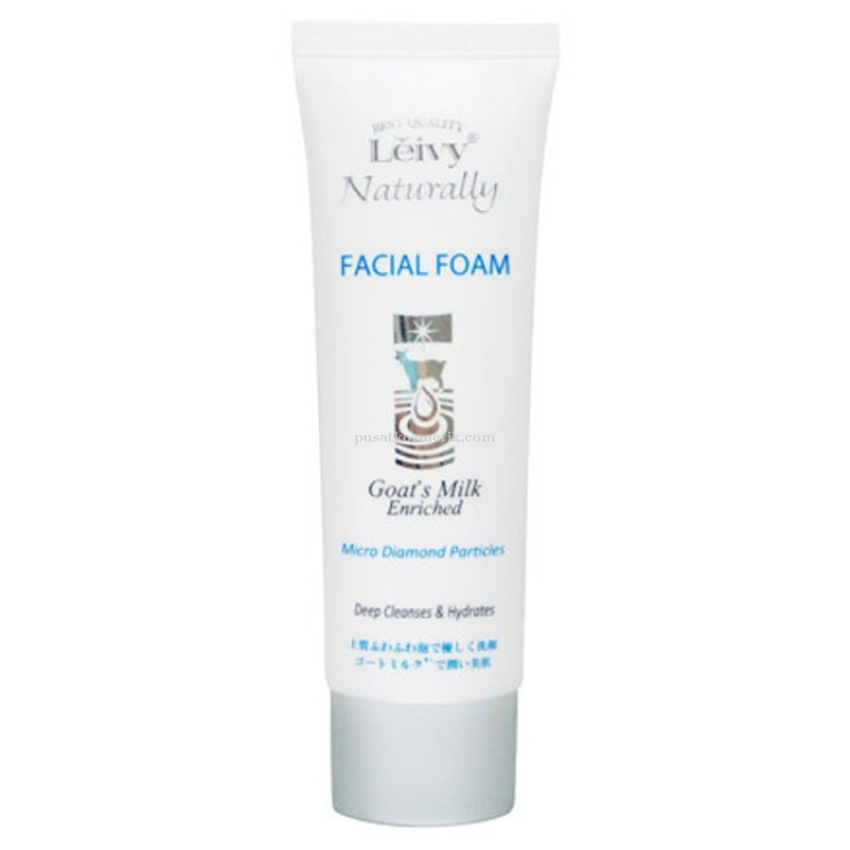 Leivy Natural Facial Foam