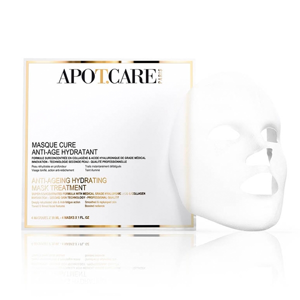 Apot. Care Care Anti Aging Hydra Mask 4x30 ml
