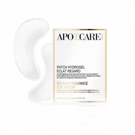 Apot. Care Instant Radiance Hydrogel Eye Patch 4pc
