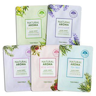TONYMOLY Natural Aroma Sheet Mask