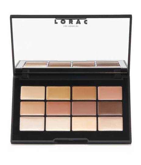 Lorac PRO Conceal/Contour Palette & Brush