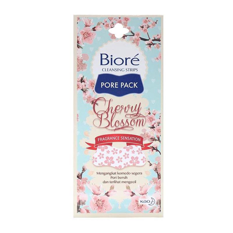 Biore 1x Biore Pore Pack Cherry Blossom