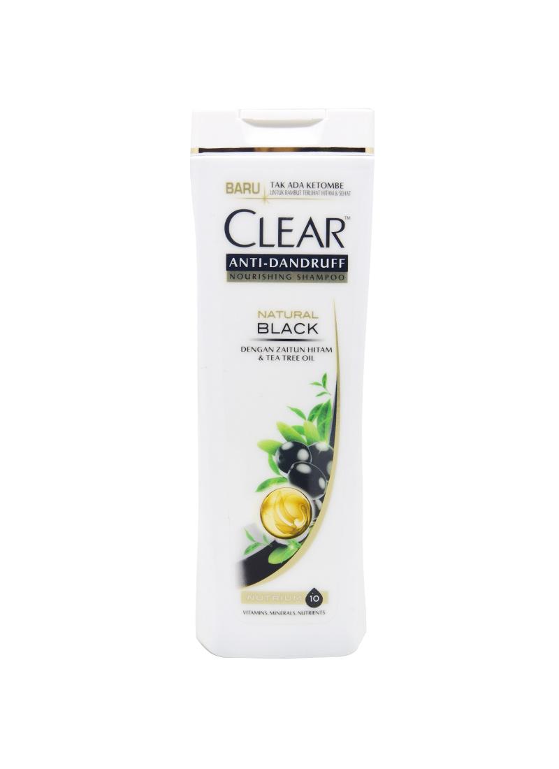 Clear Natural Black Anti Dandruff