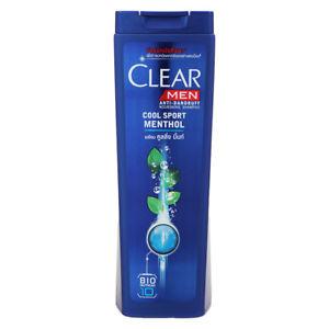 Clear Clear Men Cool Sport Menthol Shampoo