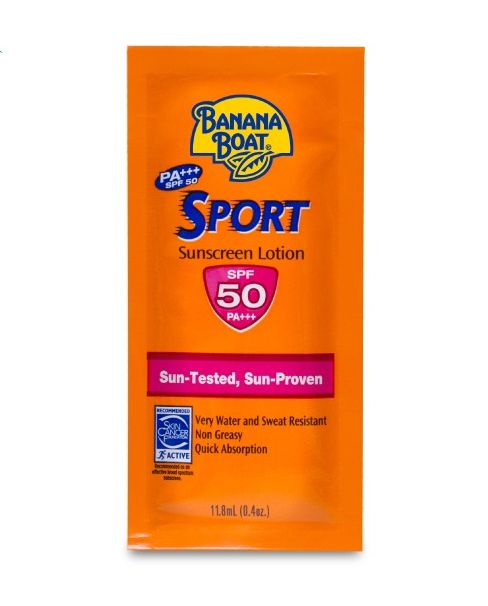 Banana Boat Sport SPF 50 - Travel Size