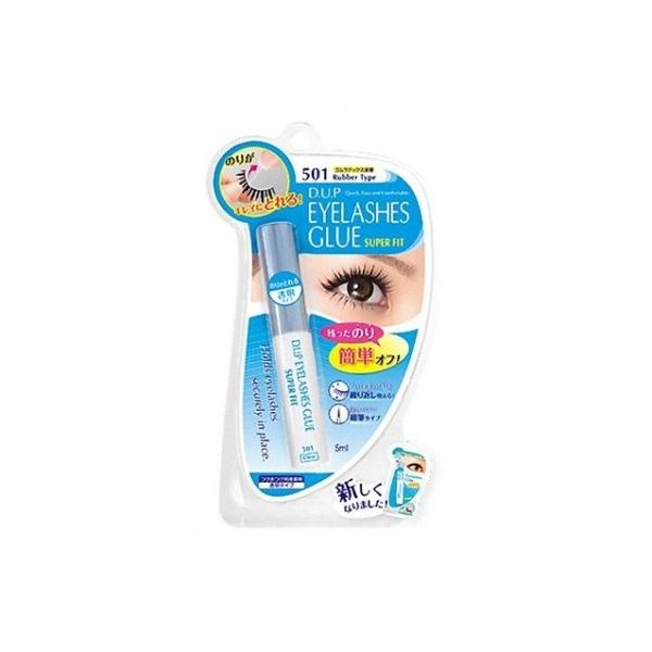 D.U.P Eyelashes Glue 501N Latex