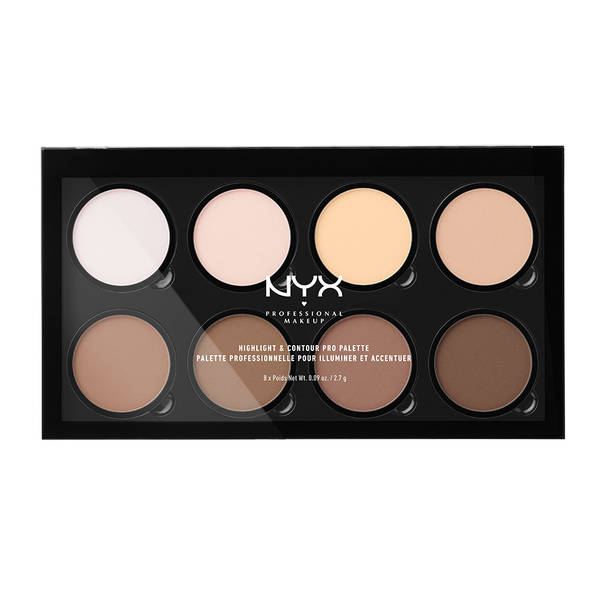 NYX Professional MakeUp Highlight Countour Powder