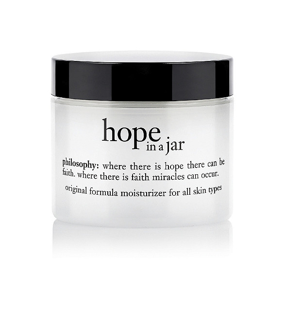 philosophy hope in a jar primer set oil free +  night kit