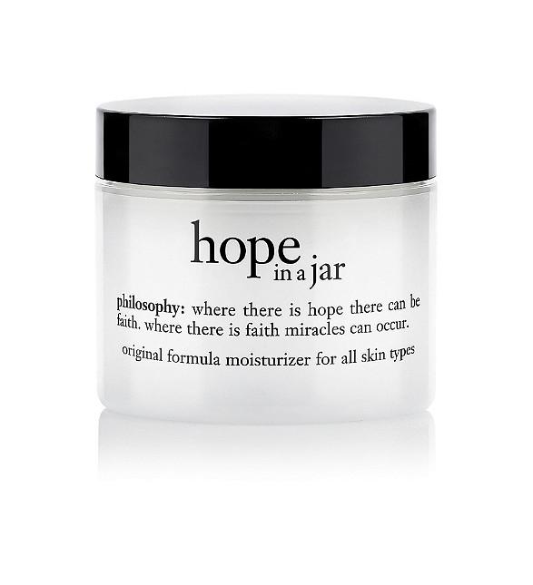 philosophy hope in a jar primer set oil free +  night kit