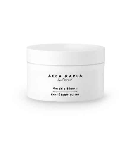 Acca Kappa White Moss Karite Body Butter