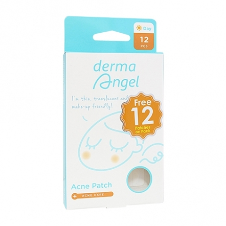 Derma Angel Acne Patch Day (12 + 12)