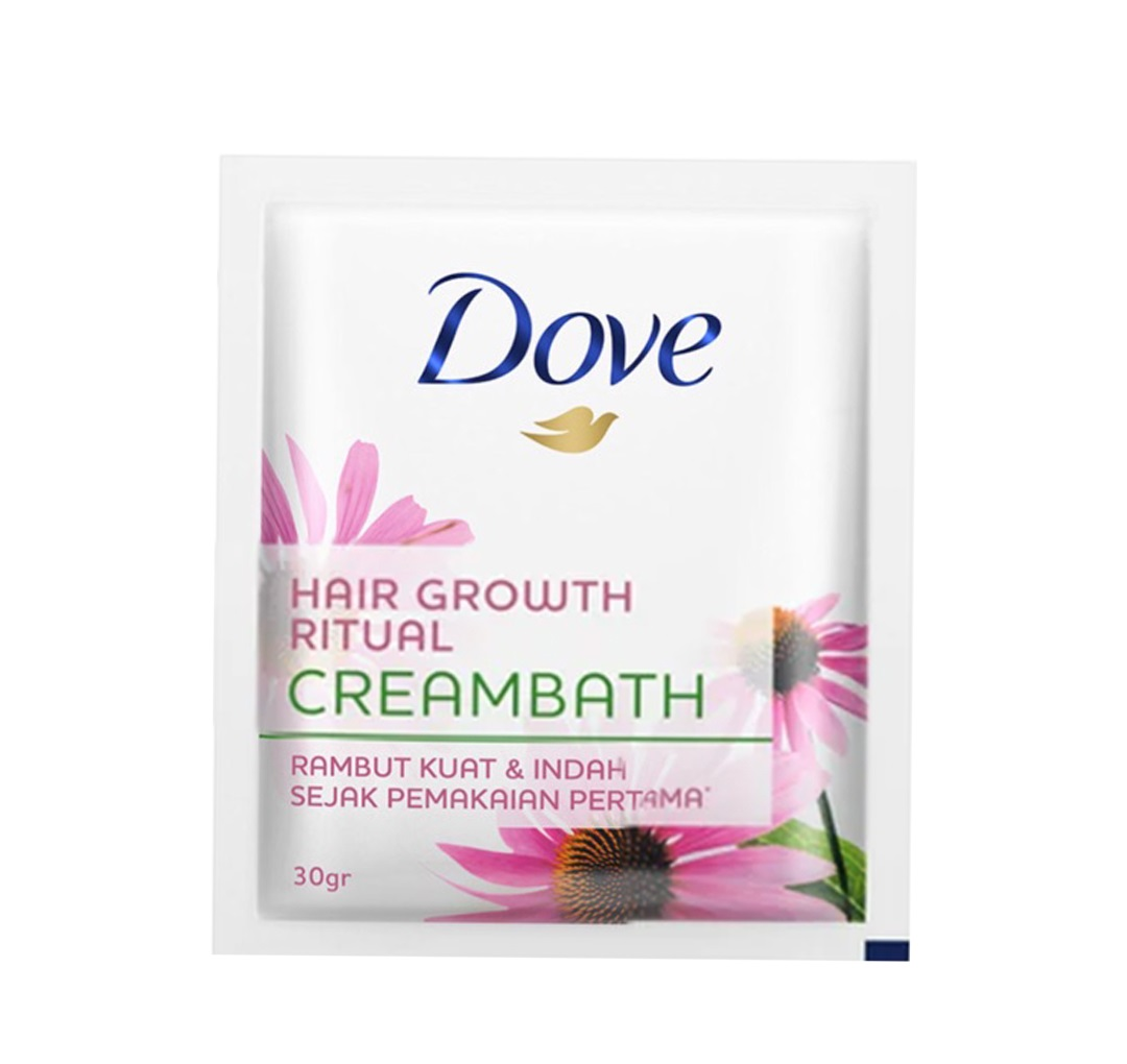 Dove Hair Growth Ritual Creambath