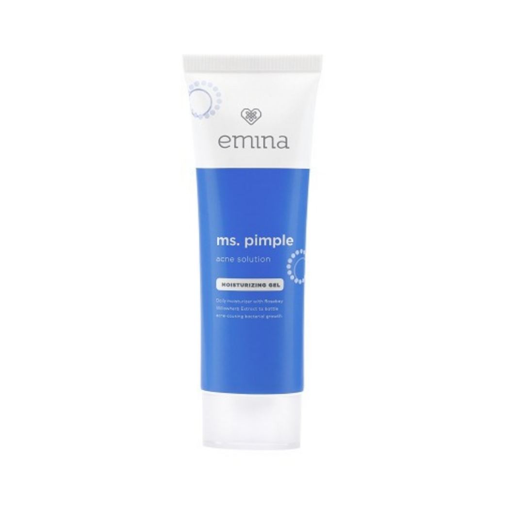 Emina  Ms Pimple Acne Solution Moisturizing Gel