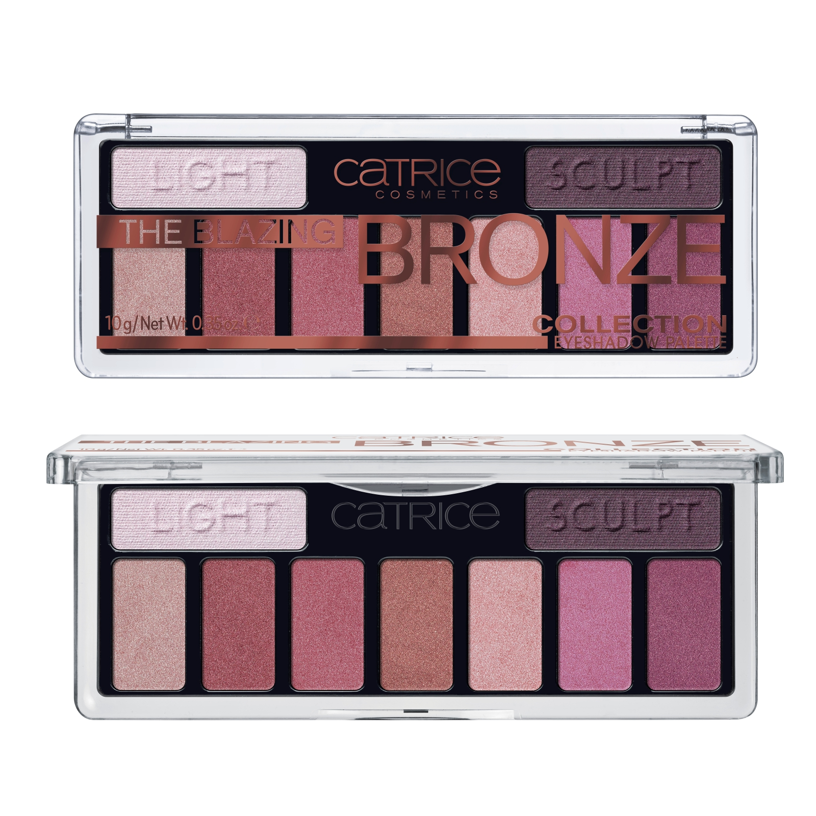 Cartier The Blazing Bronze Collection Eyeshadow Palette