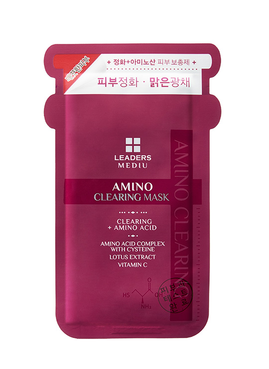Leaders MEDIU AMINO CLEARING MASK