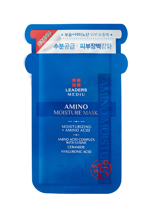 Leaders MEDIU AMINO MOISTURE MASK
