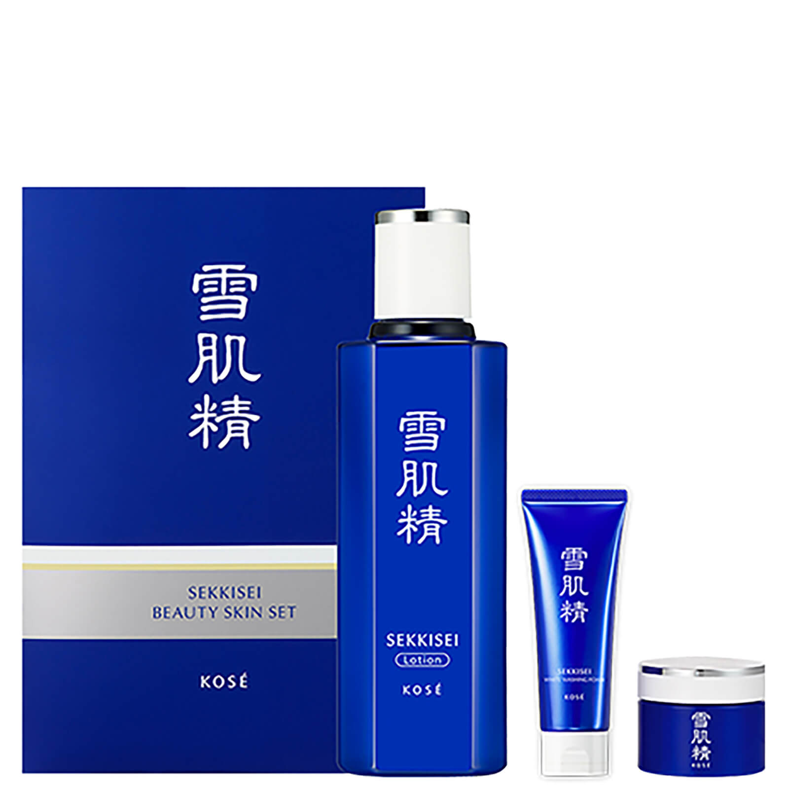 KOSE Sekkisei SEKKISEI BEAUTY SKIN SET ENRICHED