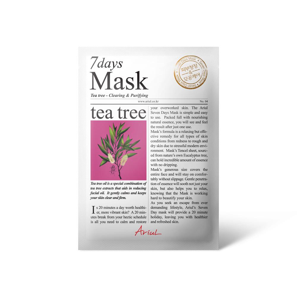 Ariul Seven Days Mask - Tea Tree