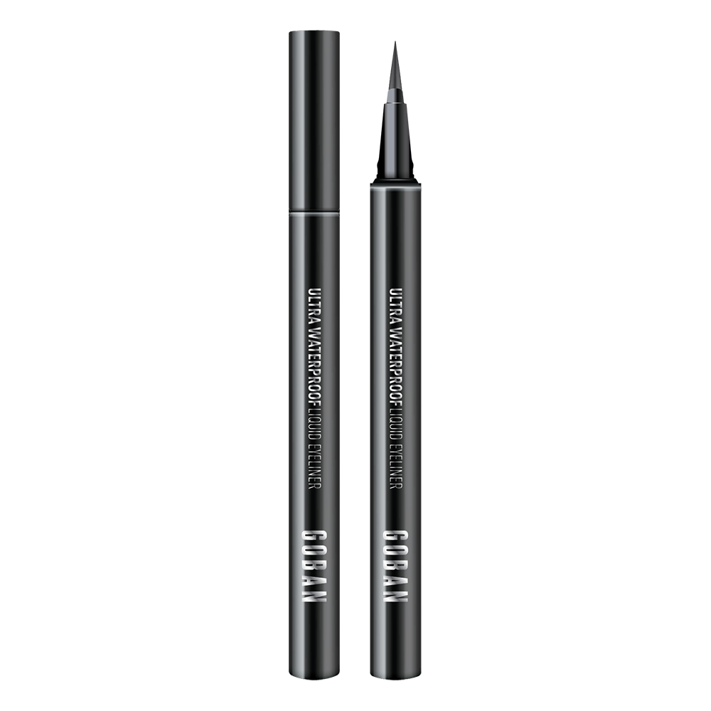 Goban Black Diamond Ultra Waterproof Liquid Eyeliner