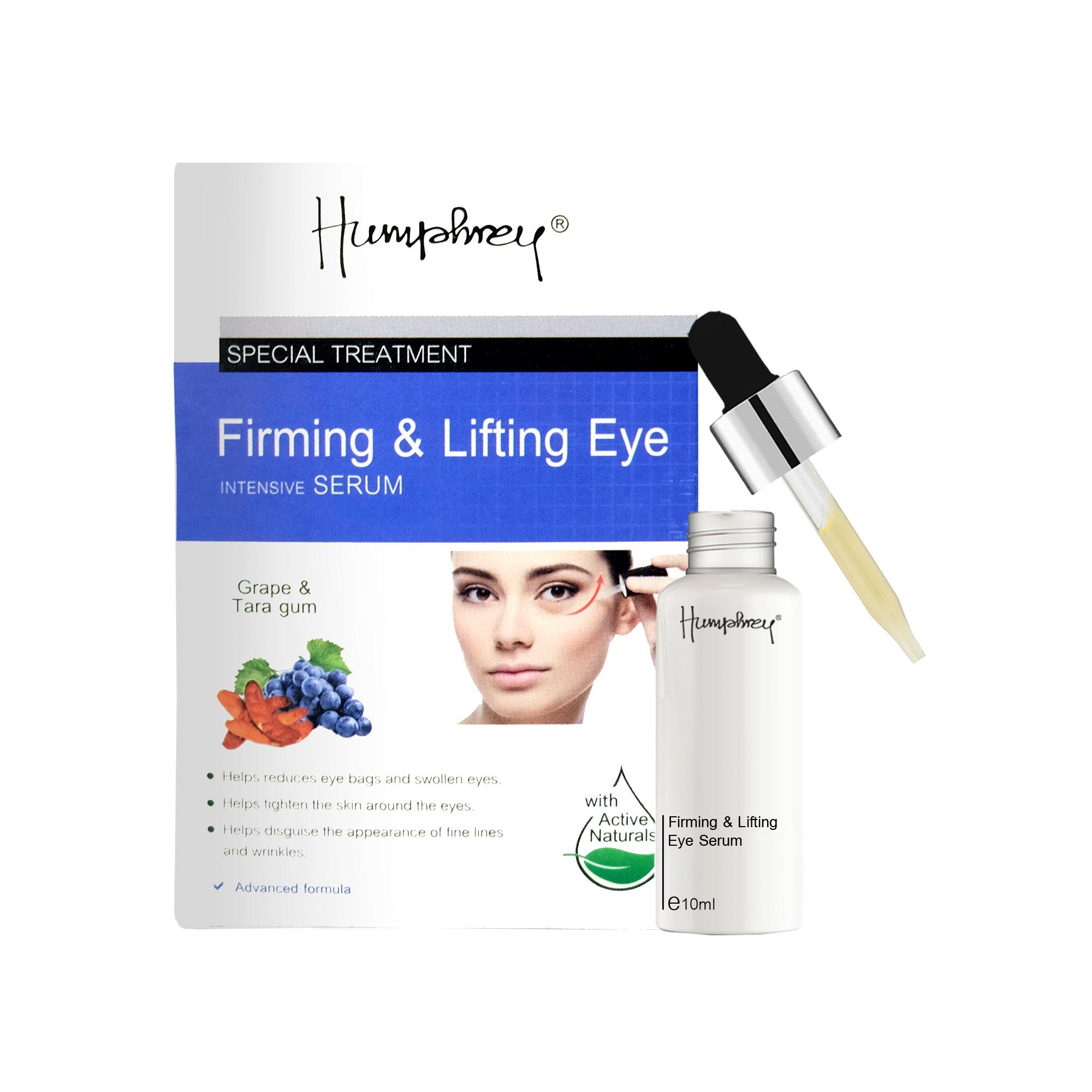 Humphrey Skincare Firming & Lifting Eye Serum
